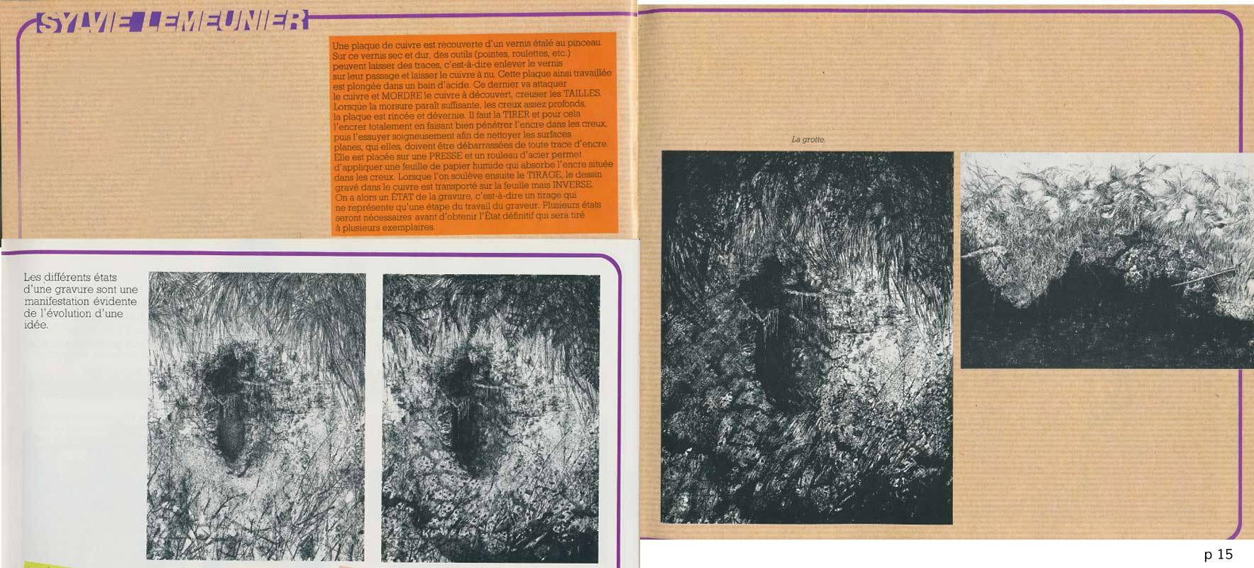 Arts Plastiques 4et3 Editions Magnard p15